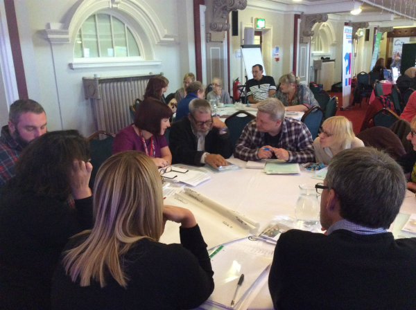 Community Conversation Older peoples health 3
